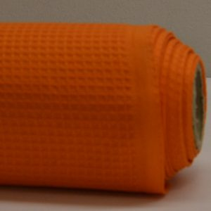 Oranssi vohvelikangas